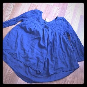 Loose girl top size XL